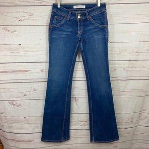 Hudson Bootcut Jeans sz 28!